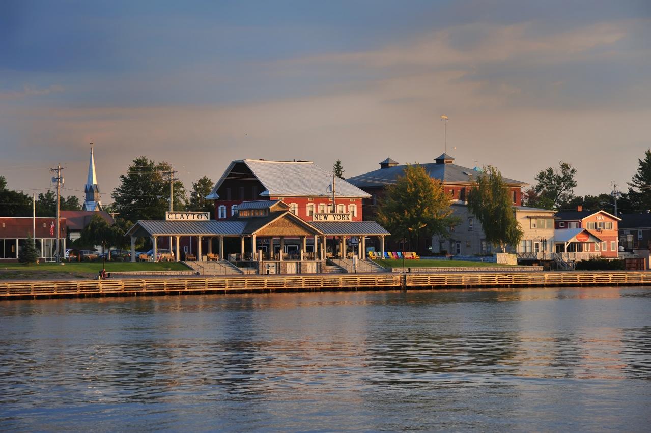 Frink Park Pavilion